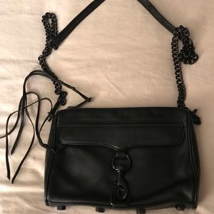 All Black Rebecca Minkoff